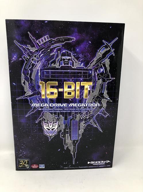 Transformers Rare Megatron 16-Bit Mega Drive