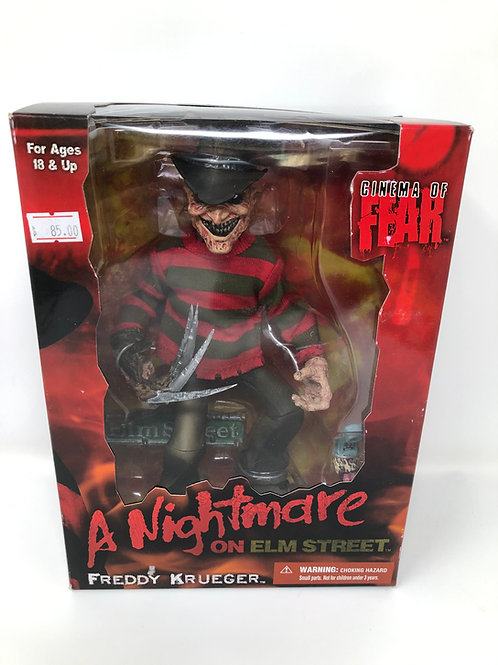 Nightmare on Elm Street Freddy Krueger Retro Mezco Cinema of Fear figure