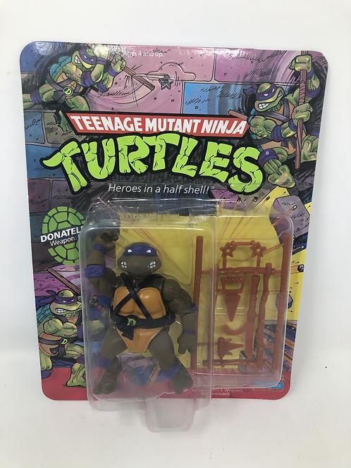 Tmnt Teenage Mutant Ninja Turtles Donatello 1988 Vintage Playmates