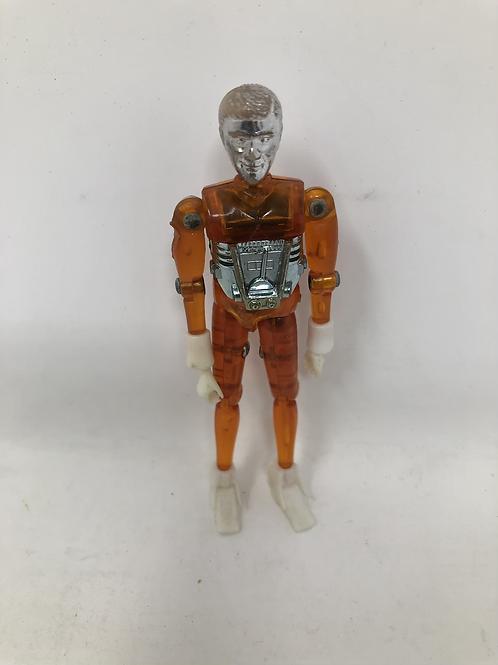 MICRONAUTS Mego Orange Time Traveler