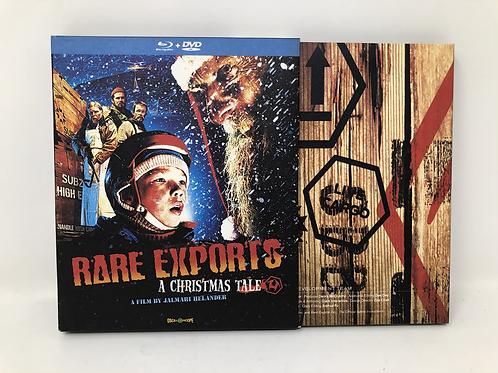 Rare Exports Blu Ray DVD Boxset