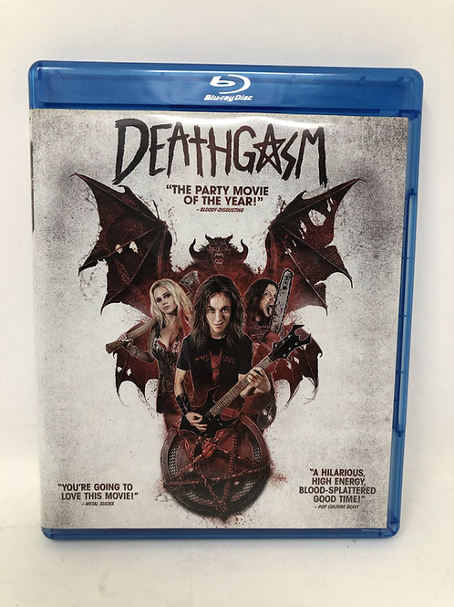Deathgasm Blu Ray Dark Sky Films