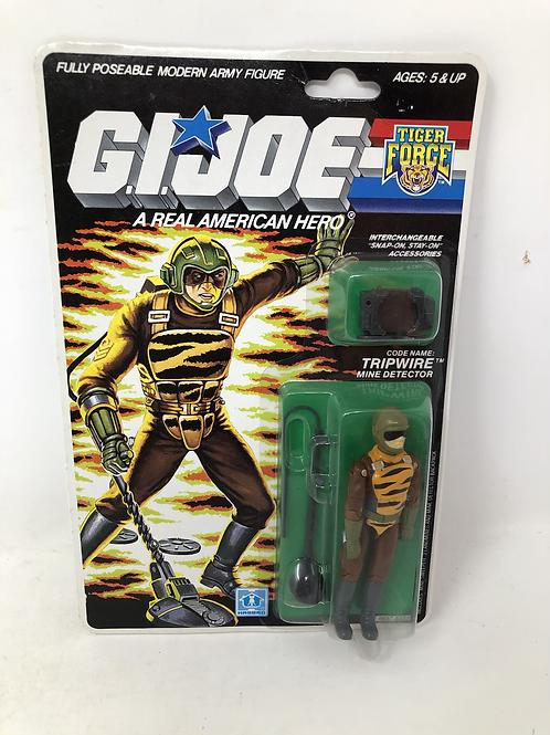 GIJOE 1988 Tripwire Tiger Force Hasbro