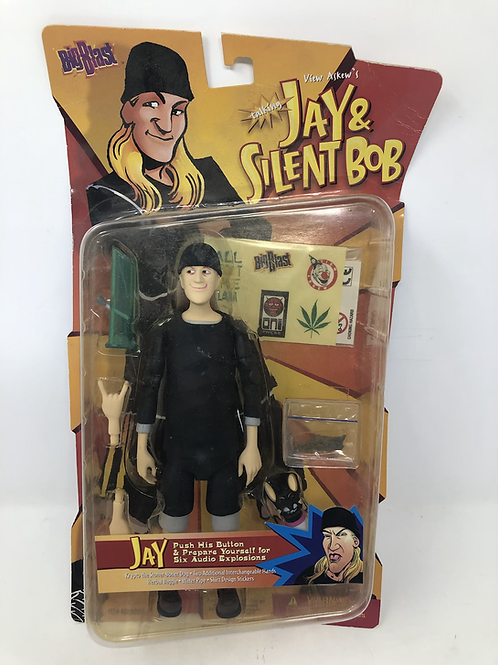 Jay and Silent Bob Silent Bob Figure Kevin Smith