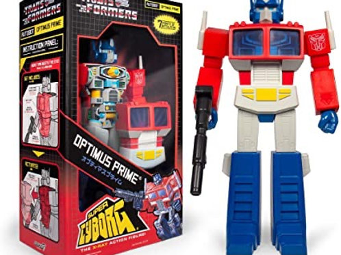Super7 Optimus Prime Cyborg 12""