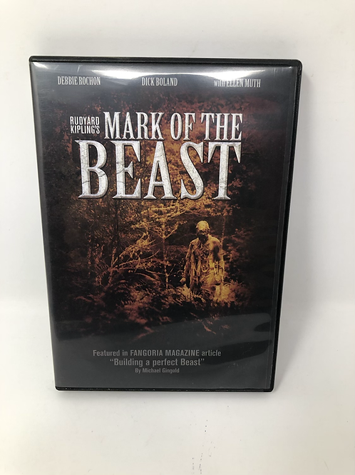 Mark of the Beast DVD