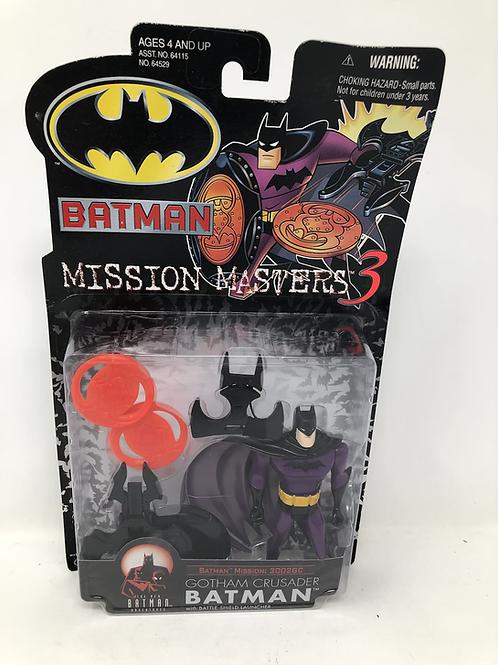 DC Batman Gotham Crusader Mission Master Hasbro