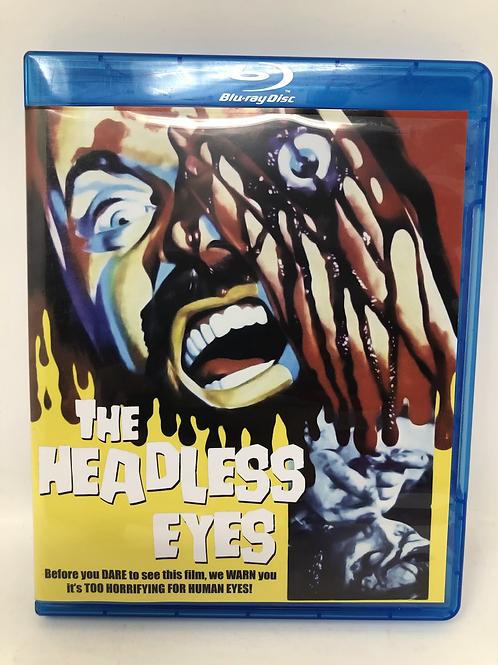 The Headless Eyes Blu Ray