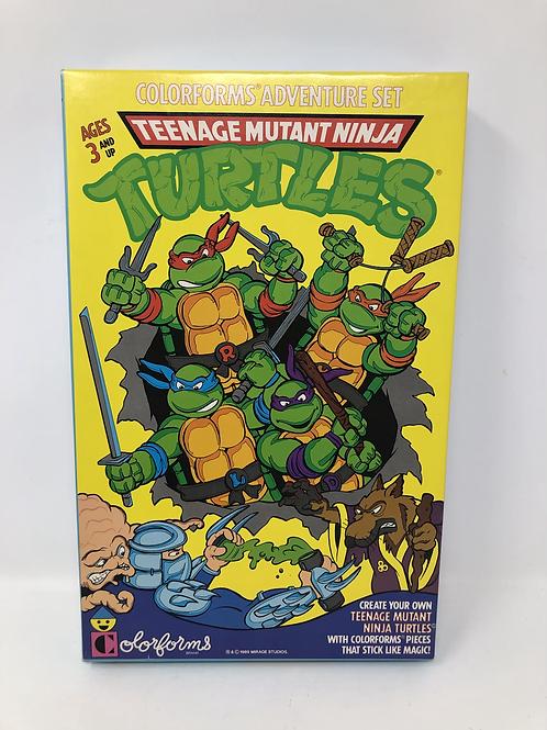 Tmnt Teenage Mutant Ninja Turtles Colorforms