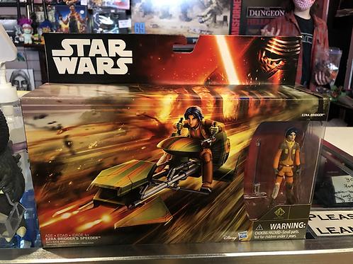 Star Wars Rebels Ezra Bridger's Speeder Hasbro