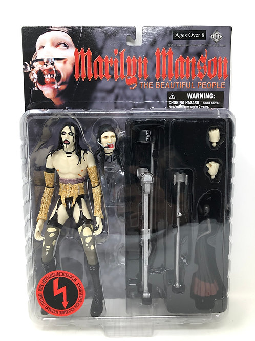 "Marilyn Manson 6"" Beautiful People Action Figure"