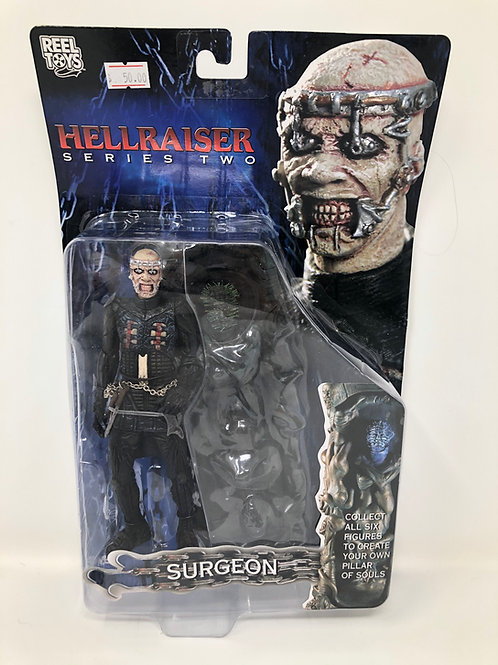 Hellraiser Surgeon Neca 2003 Series Two