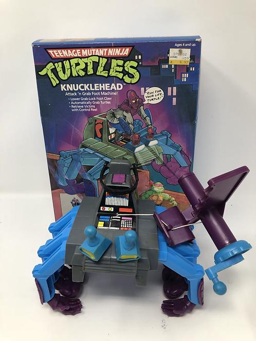 Tmnt Teenge Mutant Ninja Turtles Knucklehead Playmates