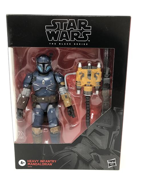 Black Series Heavy Infantry Mandalorian Hasbro