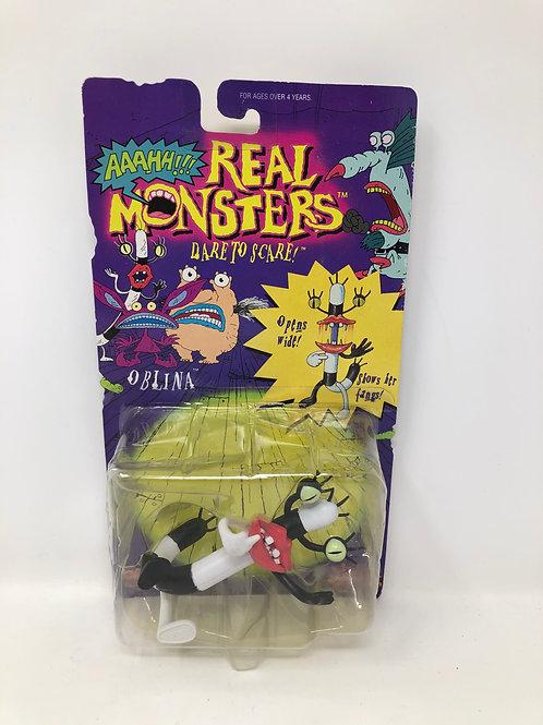 AAAHH!!! Real Monsters Oblina Mattel
