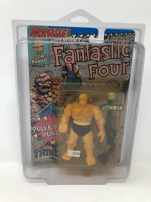 Thing Fantastic Four Super Heroes Toybiz