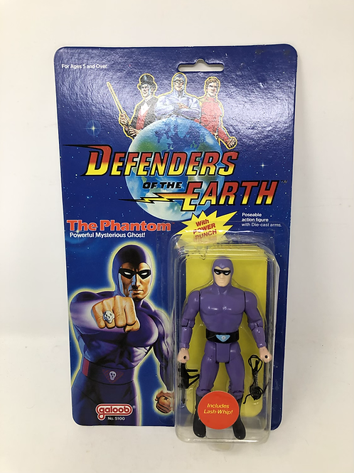Vintage Defenders of the Earth The Phantom Galoob