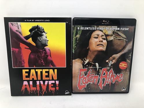 Eaten Alive! Blu Ray Severin Films