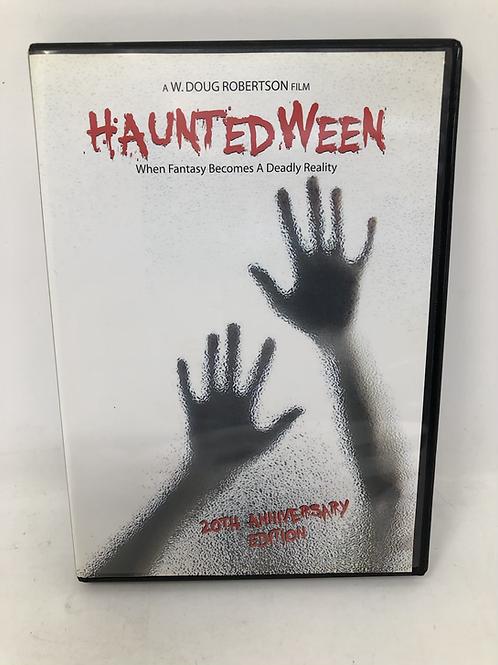 Haunted Ween DVD 20th Anniversary OOP