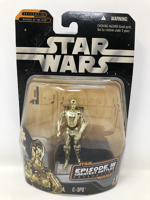 Star Wars C-3PO Ep III Greatest Battles