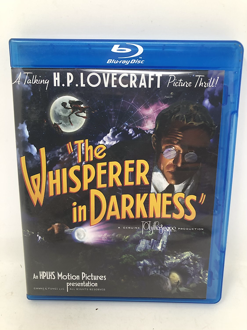 The Whisper in Darkness Blu Ray HP Lovecraft