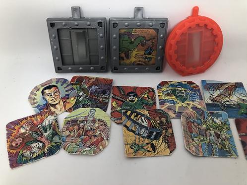 Marvel Secret Wars Shields and Inserts