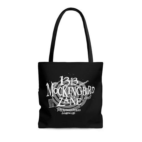 1313 Mockingbird Lane Zone Totebag Bag Tote Carry All Carryall