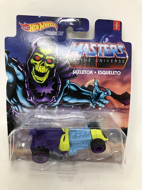 MOTU Masters of the Universe Hot Wheels Skeletor