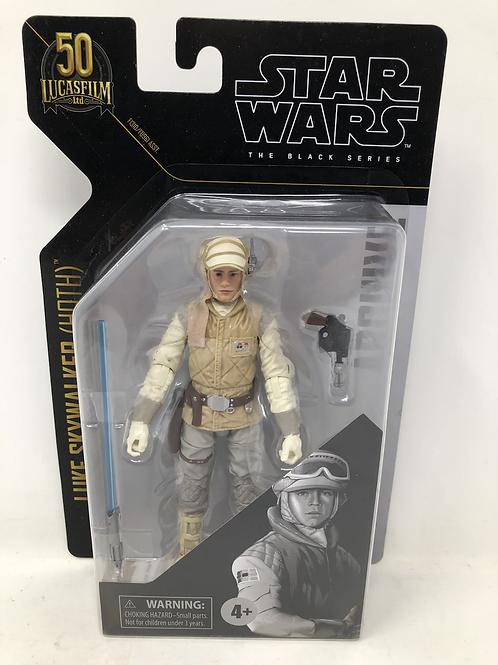 Star Wars Black Series Archive Luke Skywalker Hoth Hasbro