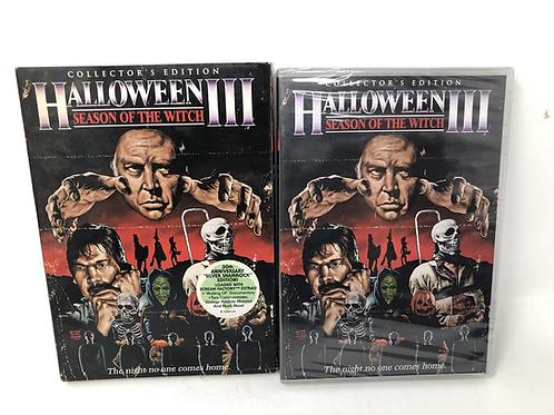 Halloween III DVD Scream Factory with Slip Case Sealed