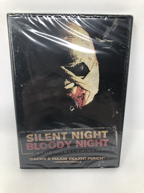 Silent Night Bloody Night The Homecoming DVD Sealed