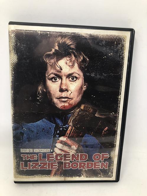 Legend of Lizzie Borden DVD Rare