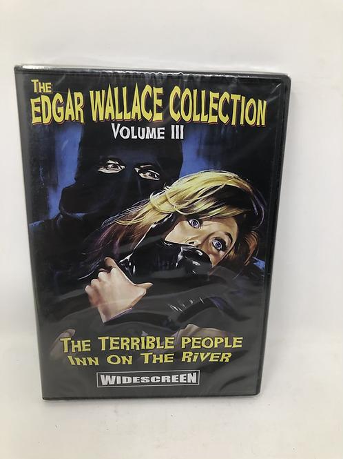 Edgar Wallace Collection Volume III