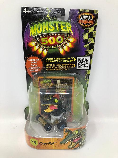 Monster 500 Crocpot Monster Car