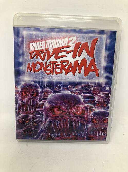Trailer Trauma 2 Drive In Monsterama Blu Ray Garagehouse