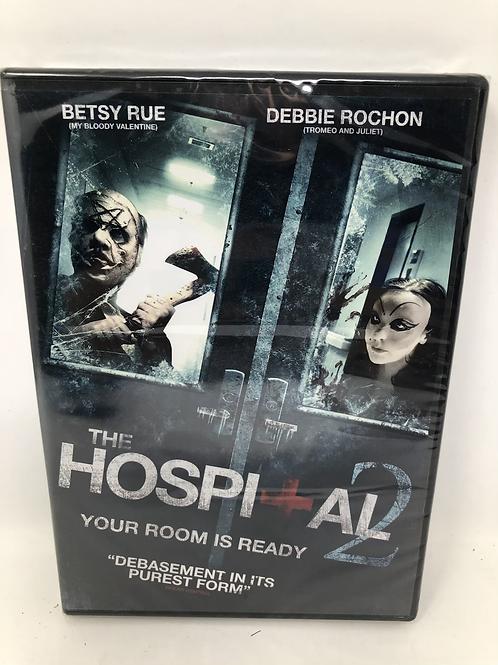 The Hospital 2 DVD Sealed