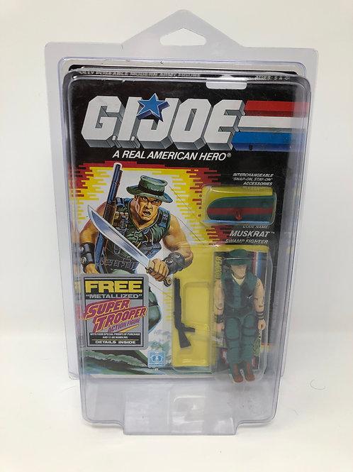 G.I.JOE Muskrat 1987 Hasbro
