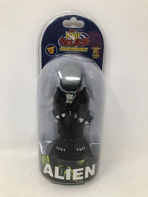 Alien Body Knocker Neca Solar Powered