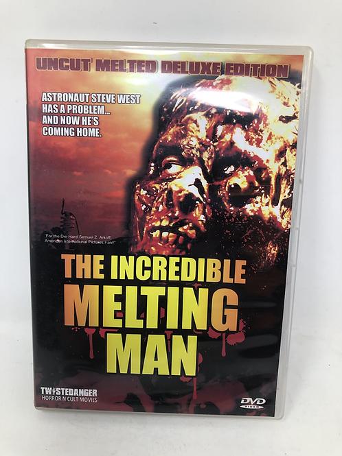 Incredible Melting Man DVD Uncut