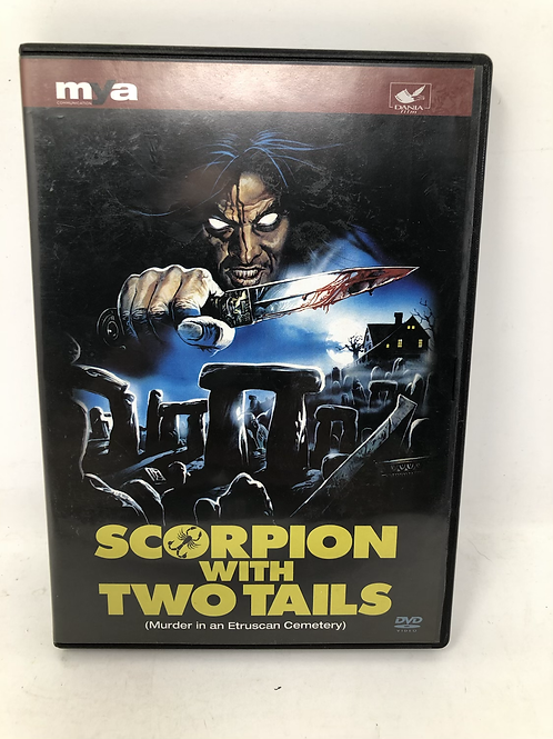Scorpion with Two Tails DVD OOP