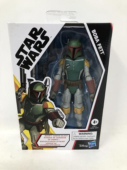 """Star Wars 5"""" Boba Fett Galaxy of Adventures Hasbro"""