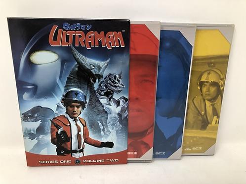 ULTRAMAN Series One Volume Two 3 DVD Set
