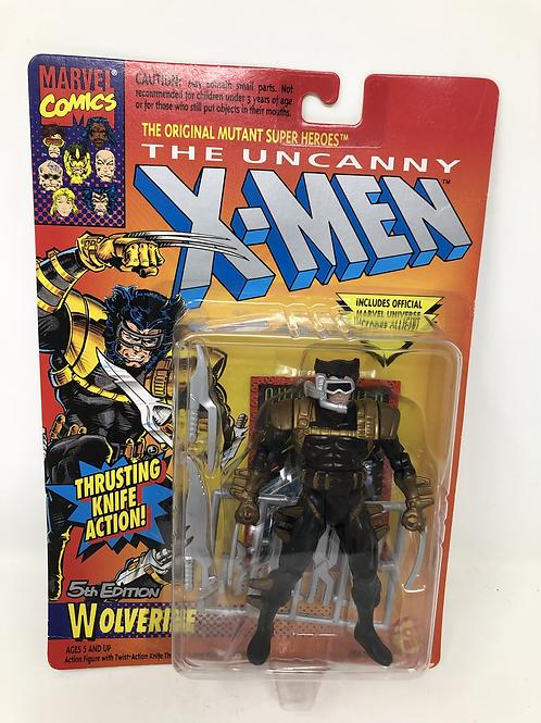 Marvel X-Men Wolverine Thrusting Knife Toybiz