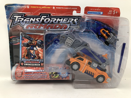 Transformers Armada Smokescreen Hasbro