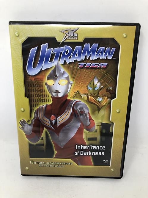 ULTRAMAN Tiga Inheritance of Darkness Double DVD
