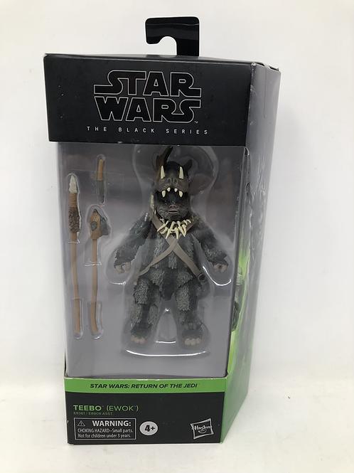 Star Wars Black Series Teebo Ewok Hasbro