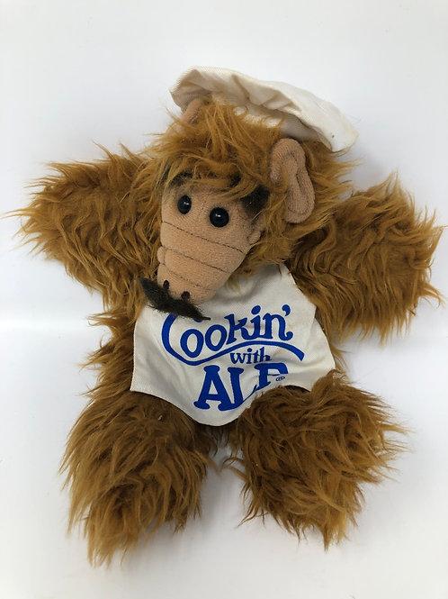 ALF 1988 Burger King Hand Puppet