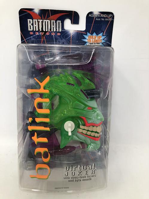 Batman Beyond Batlink Virtual Joker Hasbro