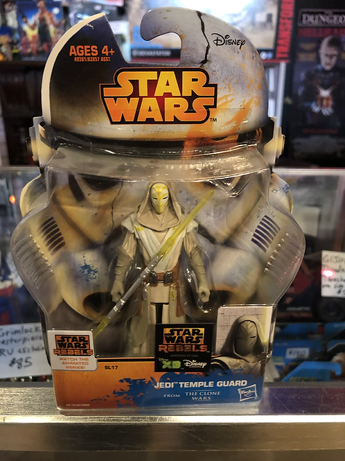 Star Wars Rebels Jedi Temple Guard Hasbro Disney
