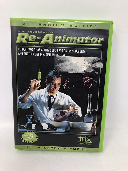 Re-Animator Double DVD Set